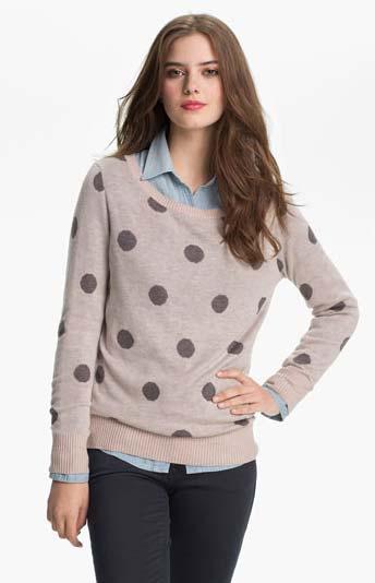 Big Dot Sweater