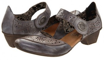 Cool Rieker Shoes