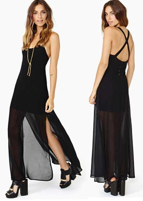 Enchant Me Maxi Dress